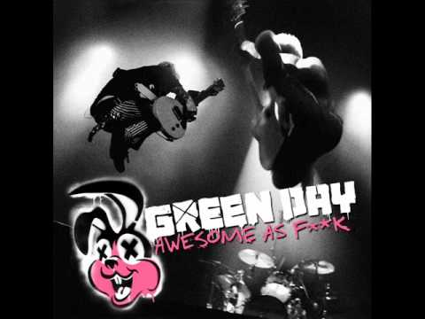 Green Day - AWESOME AS FUCK - East Jesus Nowhere Live, Glasgow/Scotland HQ
