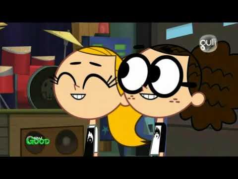 Grojband épisode 48 Admiratrices Numéro un VF