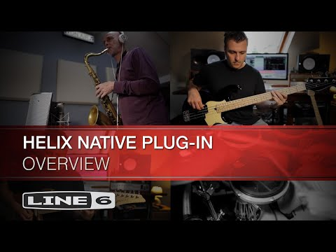 Virtual Guitar Amp Software Round-up Part One: Line 6 Helix
