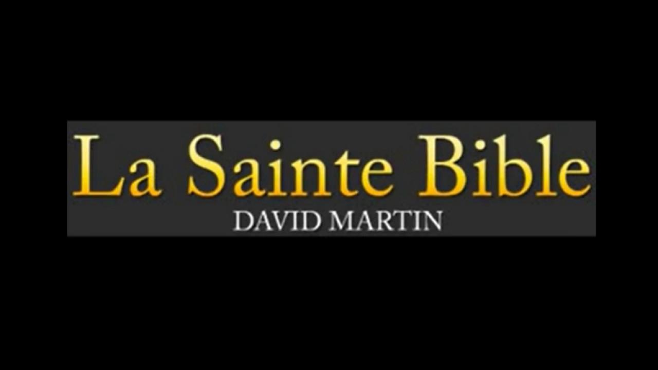 bible martin 1744