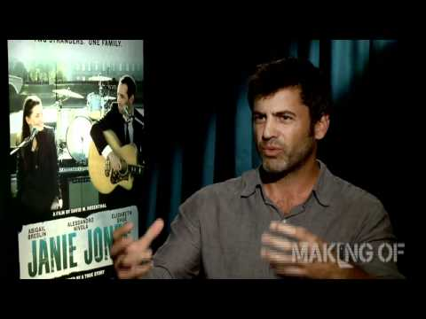David M. Rosenthal talks 'Janie Jones'