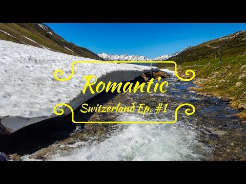 Romantic Switzerland Travel Video | Ep. #1