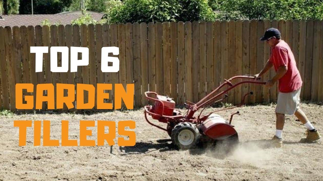 Best Garden Tiller 2020 Best Garden Tiller in 2019   Top 6 Garden Tillers Review   YouTube