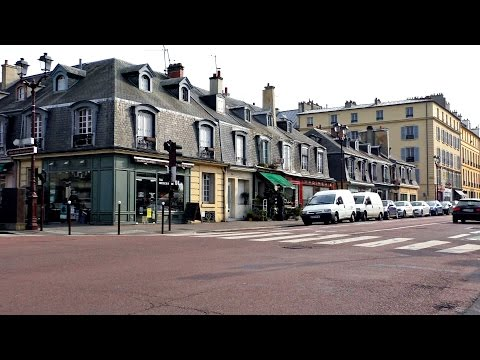 VERSAILLES, France / Versalles, Francia - Ville, City tour, guide travel  tourism tourisme  turismo