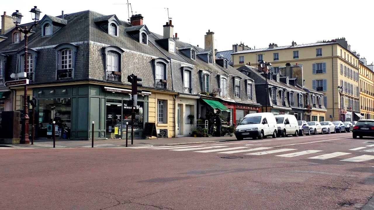 Versailles france versalles francia ville city tour for Piscine de versailles