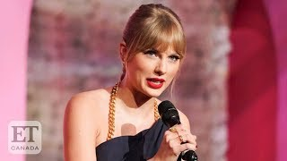 Taylor Swift Takes Down Scooter Braun In Billboard Woman Of The Decade Speech