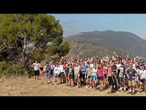 Aerial Footage from the California Summer Program 2019