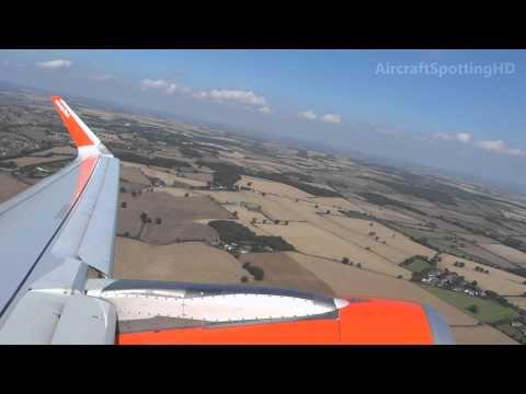 Easyjet EZY2395 London Luton (LTN) - Sharm el Sheikh (SSH) - Airbus A320-214 - G-EZWS (Full Flight)