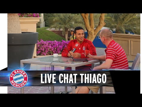Live Chat with Thiago