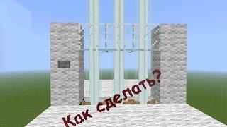 Туториал #1: как сделать лазерную дверь (Minecraft 1.5.2)