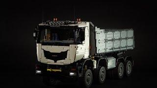 Lego Technic Dump Truck 8x8