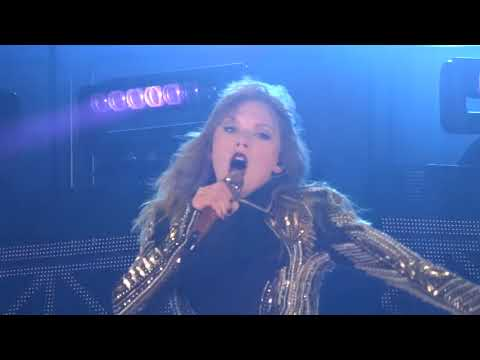 Taylor Swift - Don't Blame Me Live - Levi's Stadium - 5/11/18 - Night 1 - [HD]