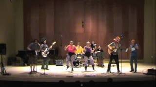 NYO Canada (NYOC) 2011 Talent Show: Honey Badger Groove Band