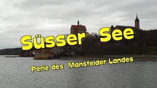 Süsser See-Perle des Mansfelder Landes bei Eisleben*Sachsen-Anhalt