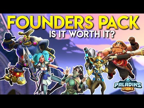 how to get free founder pack on revelation online