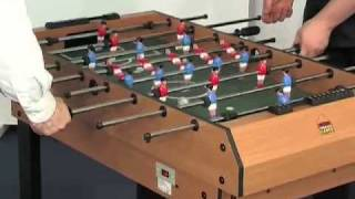 BCE 4ft 4 in 1 Multi Games Table including Pool, Football, Air Hockey and Table Tennis - M4B-1