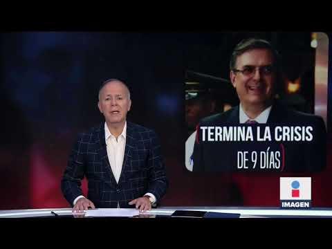 Lo que México dio a cambio de que se suspendieran los aranceles | Noticias con Ciro Gómez