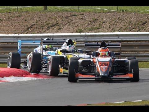 Resultado de imagem para formula 3 british championship 2016 snetterton