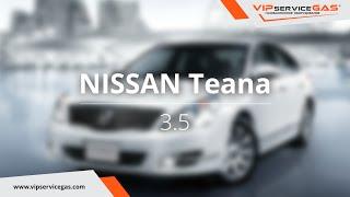 Nissan Teana 2007 3.5