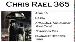 Chris Rael - Aradhana (Treasure of Your Eyes) (Forbidden Kiss, 1996, Shanachie Records)