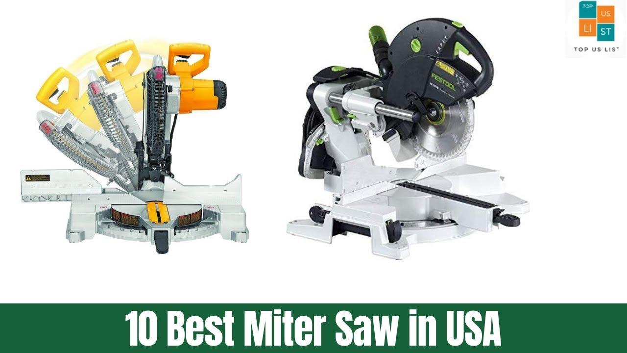 Best Miter Saw 2020.5 Best Miter Saw Brands Model 2020 Reviews