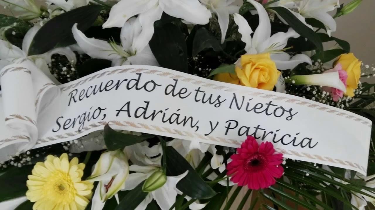 Frases De Condolencia Para Una Corona De Flores Para Difuntos