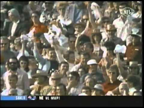 Super Bowl VII Miami 14  Washington 7