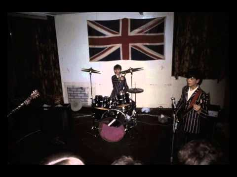 Double Vision - young manchester mod band 1980's
