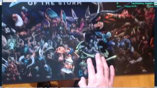 HotS GIANT Mouse Mat Unboxing and Reiew
