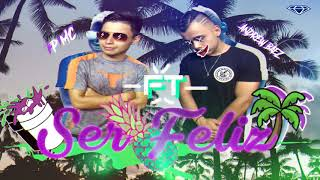 "Gambar cover ""SER FELIZ"" P-MC x ANDREW BAEZ (Prod By: Diamond Records/ dannyebtracks)"