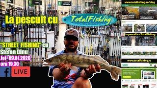 Pescuit la spinning - Street Fishing