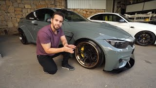 Review: 700HP BMW M4! بي ام دبليو ٧٠٠ حصان!