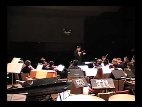 Charles Ives: Central Park in the Dark. Jason Lim conducts the NOVA Ensemble