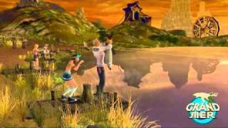 Online Fishing Game: Grand Mer video game trailer - iPhone PC