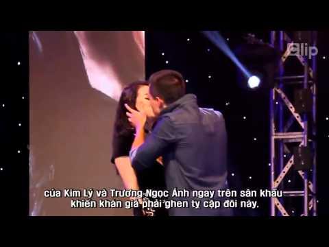 Trương Ngọc Ánh bị cưỡng dâm ngay trên sân khấu Hương Ga Party