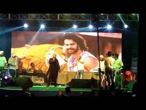 Daler mehndi rocks singing in bahubali song