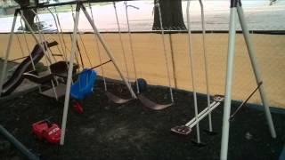 Metal playground set from amazon