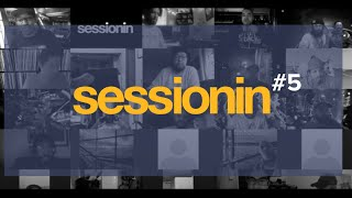 Sessionin #5 - special guests Vitamin D + Shawn J Period