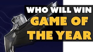 Our Predictions for The Game Awards