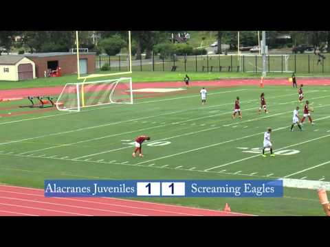 Alacranes Juveniles vs Screaming Eagles