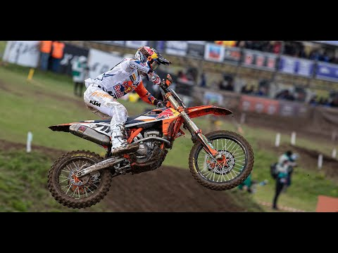 Official gameplay of MXGP 2020 - The Official Motocross Videogame |