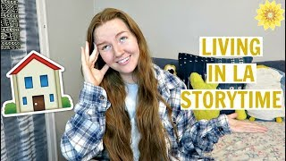 STORYTIME | MY CRAZIEST STORIES LIVING IN LA | MEGHAN HUGHES