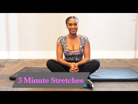 3 Minute Stretches