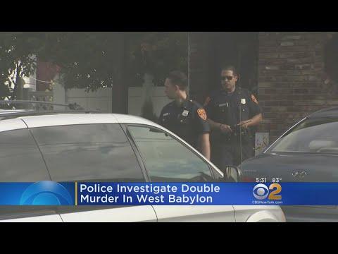 Police Investigate Double Murder In West Babylon