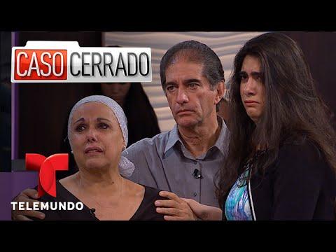 Apoyo El Suicidio de Mi Suegra, Casos Completos | Caso Cerrado | Telemundo