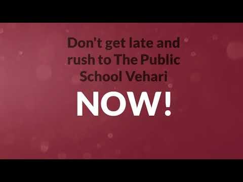 Promotional Video for Public School Vehari   YouTube
