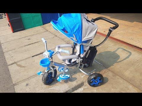 Sepeda Stroller Anak Roda 3 Baru Model Terbaru dan Unik Produk Indonesia