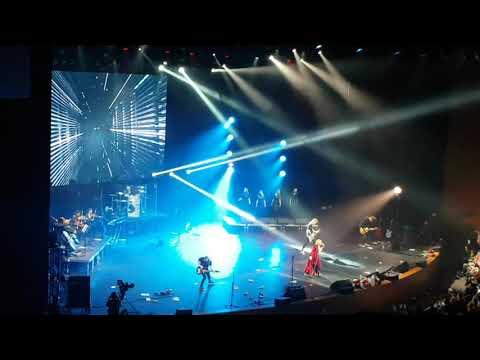Ольга Кормухина Я падаю в небо юбилейный концерт в Москве 10 ноября 2019