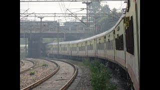 Delhi To Kota : Full Journey : 12060 NZM - KOTA Jan Shatabdi Express : Indian Railways