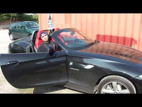 รถสปอร์ต BMW- Z 4